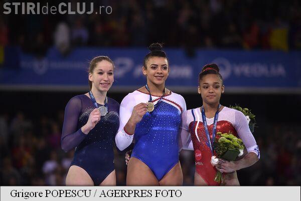 Gimnastică la Cluj: Rezultat slab pentru România în finala de la individual compus