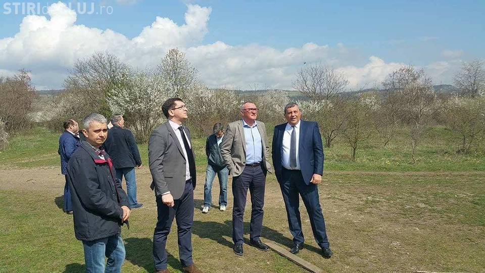 ANUNȚ: Primul Spital Regional de Urgență din România va fi construit la Florești - FOTO