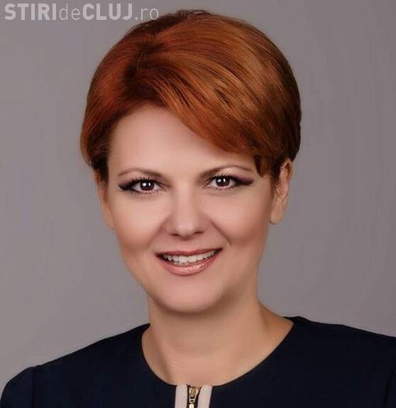 Sindicaliștii de la Cartel Alfa vor să o dea jos pe Olguța Vasilescu de la Ministerul Muncii! I-au trimis o scrisoare premierului
