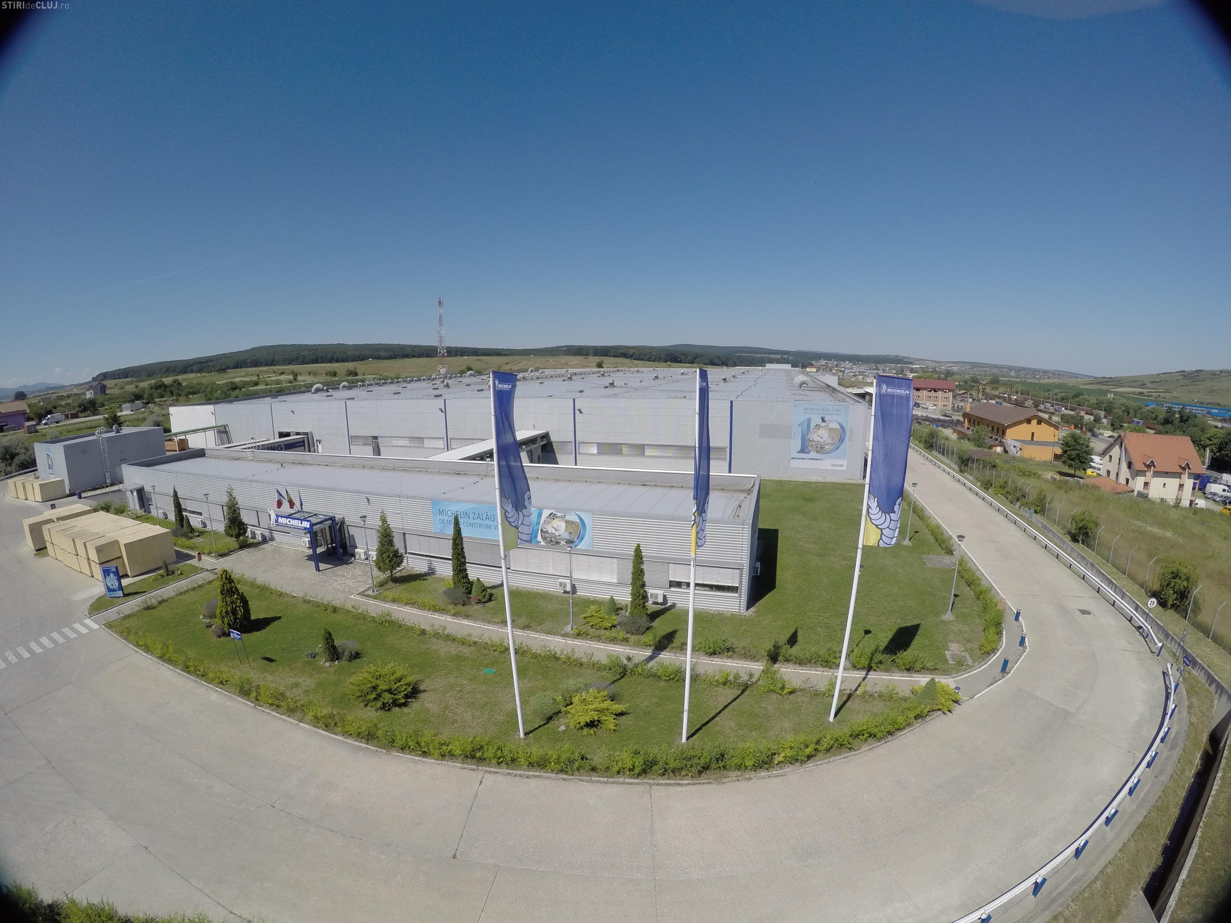 Michelin investește milioane de euro la Zalău și face angajări