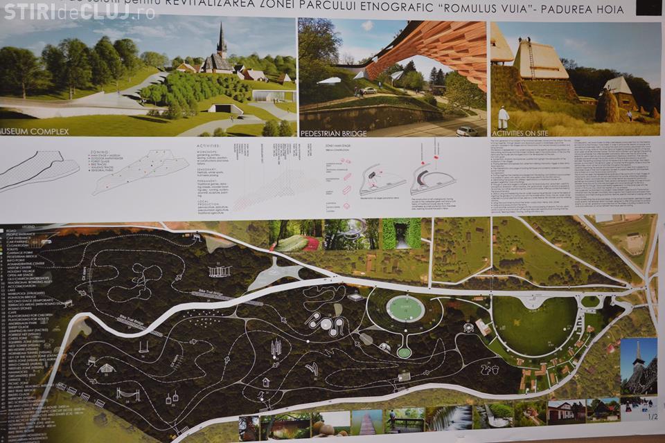 Muzeul etnografic din Cluj va fi refăcut în totalitate. Proiectul a fost câștigat de un arhitect clujean