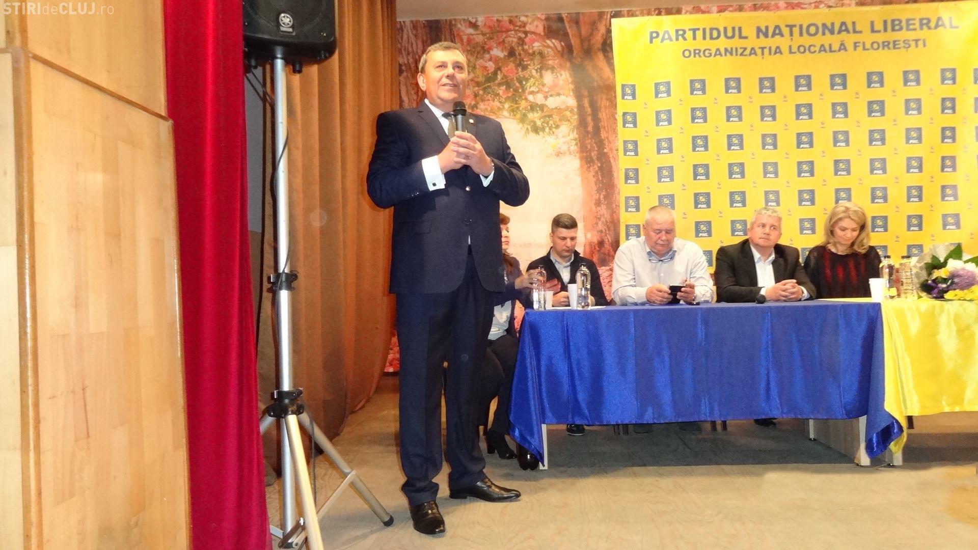 PNL Florești și-a ales conducerea. Primarul Horia Șulea a fost ales președinte - FOTO