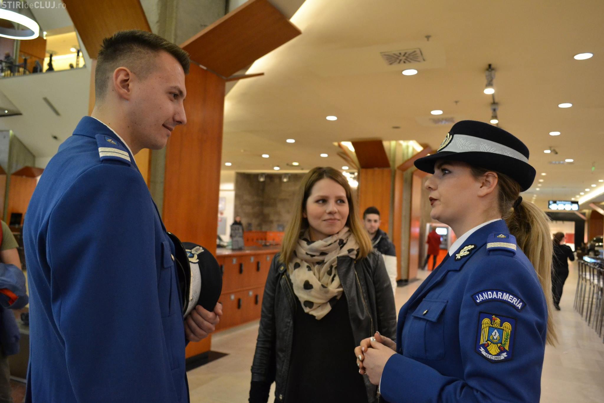 Jandarmeria Cluj prezintă oferta educațională pentru 2017