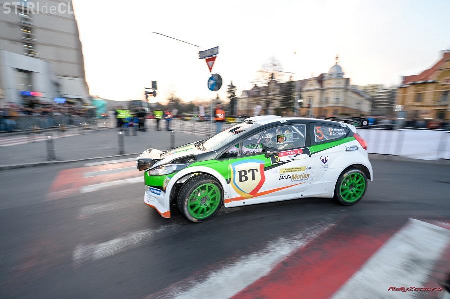 Cluj-Napoca va găzdui, în premieră, o etapă a Campionatului European de Raliuri. Probe speciale în Florești și în oraș