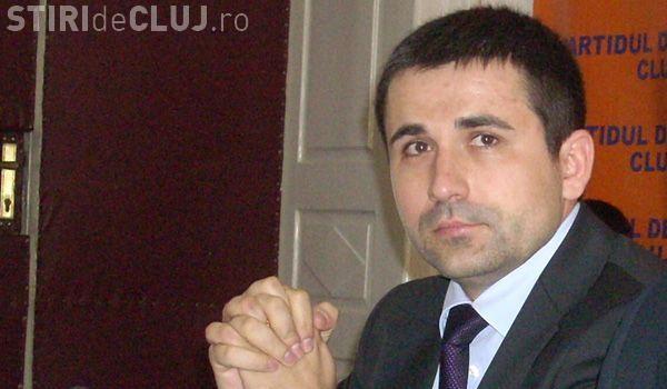 Fostul deputat Adrian Gurzău, condamnat la închisoare cu suspendare
