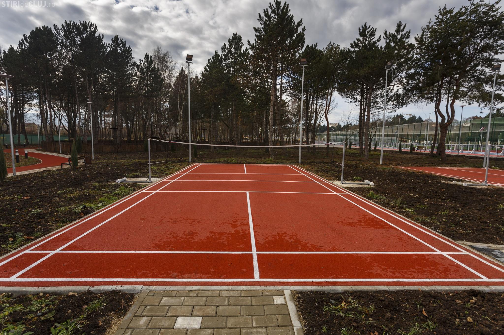 Reclamație privind Baza Sportivă din Gheorgheni: Unii monopolizează terenurile de tenis