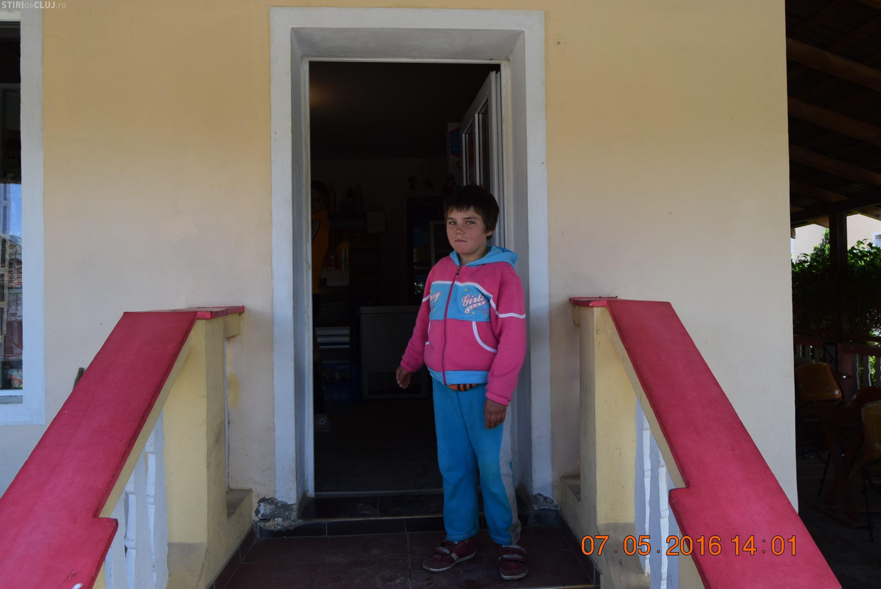 CLUJ: Copilă de 12 ani, dispărută de acasă. Ați văzut-o?! FOTO