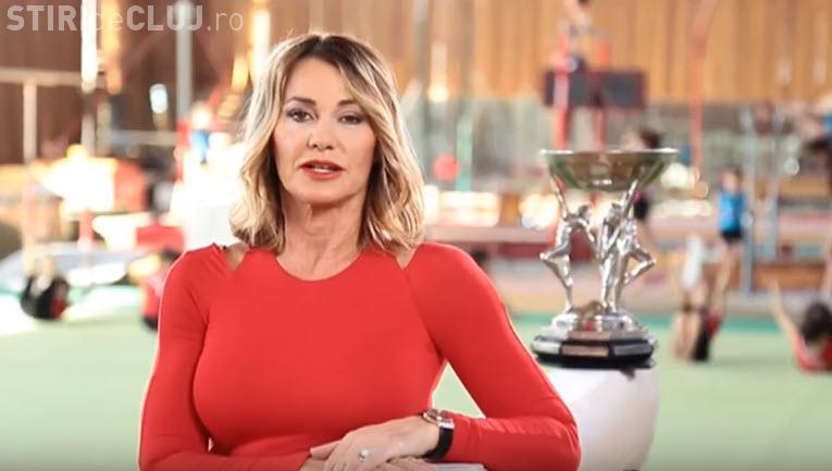 Mesajul Nadiei Comăneci, pentru gimnastele care concurează la Cluj, la Campionatul European de Gimnastică - VIDEO