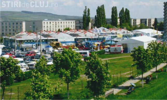 """Un sofer a plonjat de pe strada Aurel Vlaicu, pe """"dealul"""" din zona Expo Transilvania Cluj"""