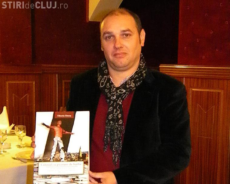 """Tiberiu Farcas pregateste o continuare a cartii """"Colosul cu picoare de hartie"""", prima istorie a presei scrise din Cluj  - INTERVIU"""