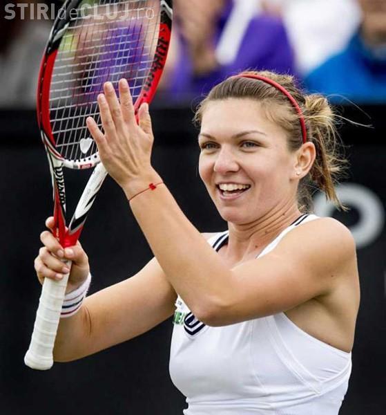 Simona Halep s-a calificat în finala de la Madrid