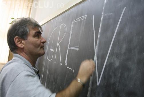 Profesorii clujeni RENUNȚĂ la greva generală din timpul BAC -ului / UPDATE: GREVĂ ANULATĂ