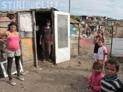 Ce venituri au familiile de romi mutate în Florești pe chirii de maxim 100 de lei