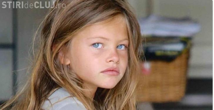 Acum 5 ani era aleasă cea mai frumoasă fată din lume! Cum arată la 15 ani