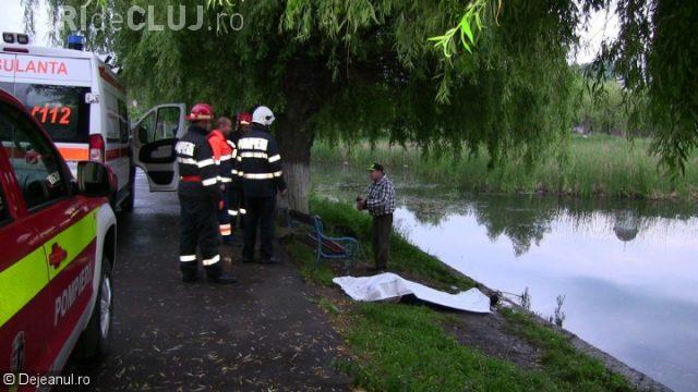 CLUJ: Tragedie pe un lac din Dej. Un pescar a fost găsit înecat VIDEO