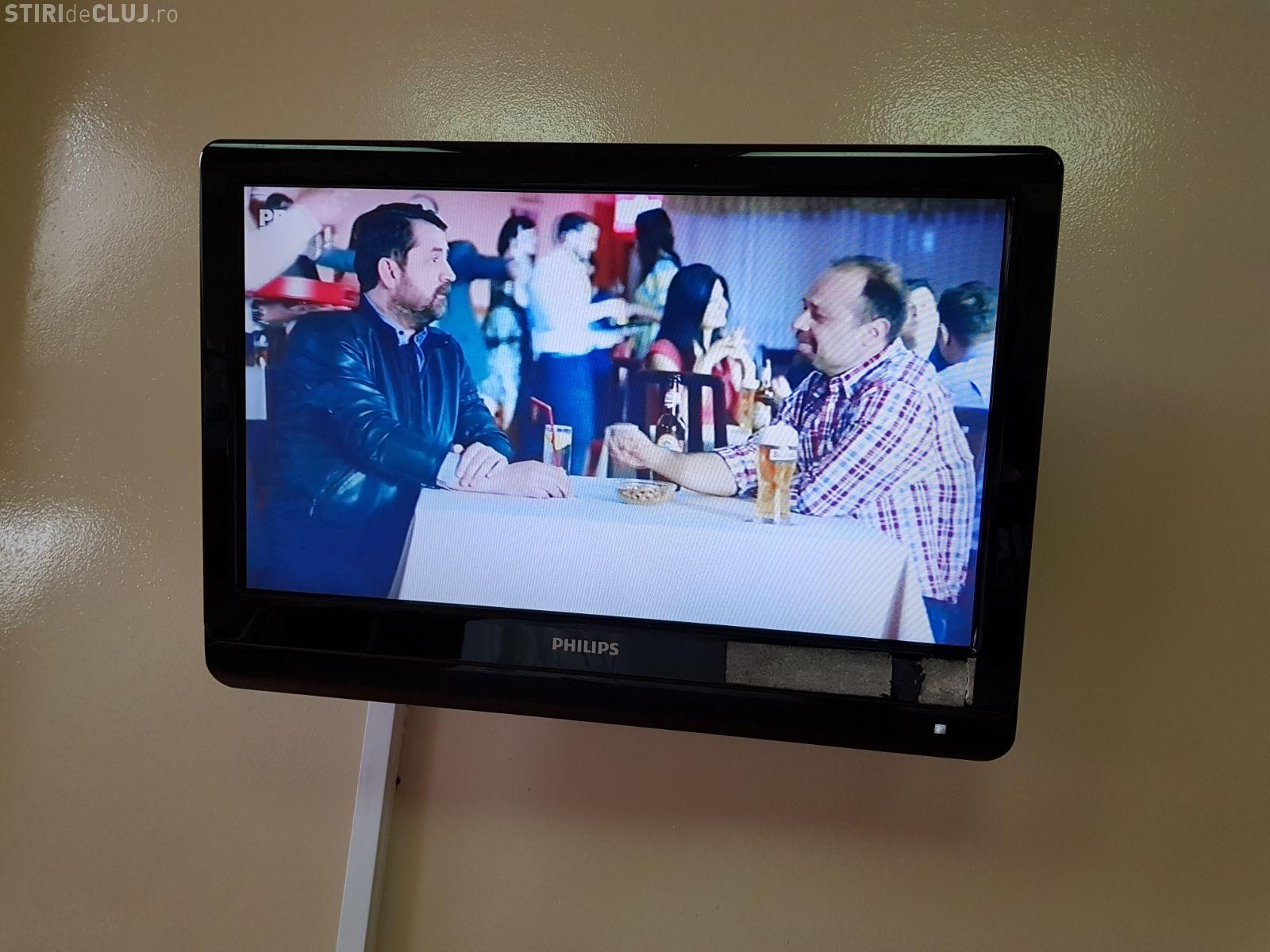 Cum sunt puși pacienții de la Chirurgie 1 Cluj să plătească pentru a se uita la televizor: Am dat 20 de lei pentru 48 de ore