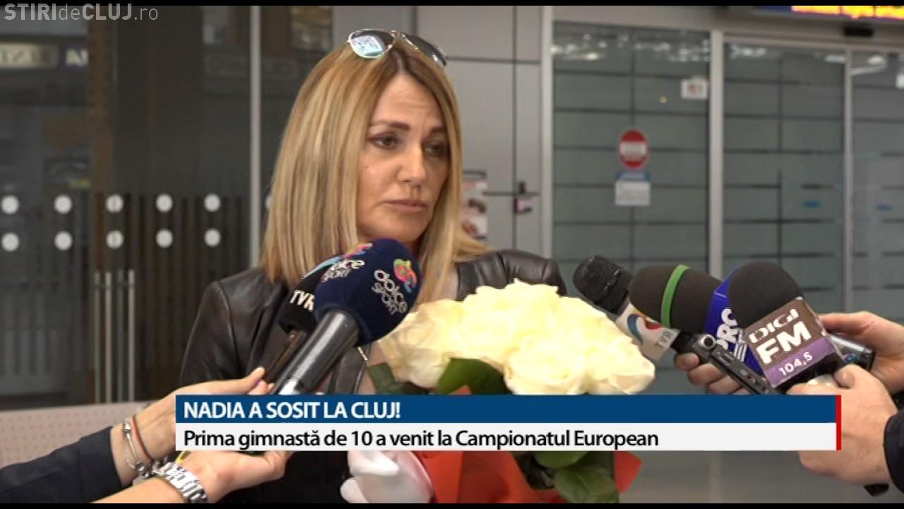 Ce pensie încasează Nadia Comăneci de la statul român
