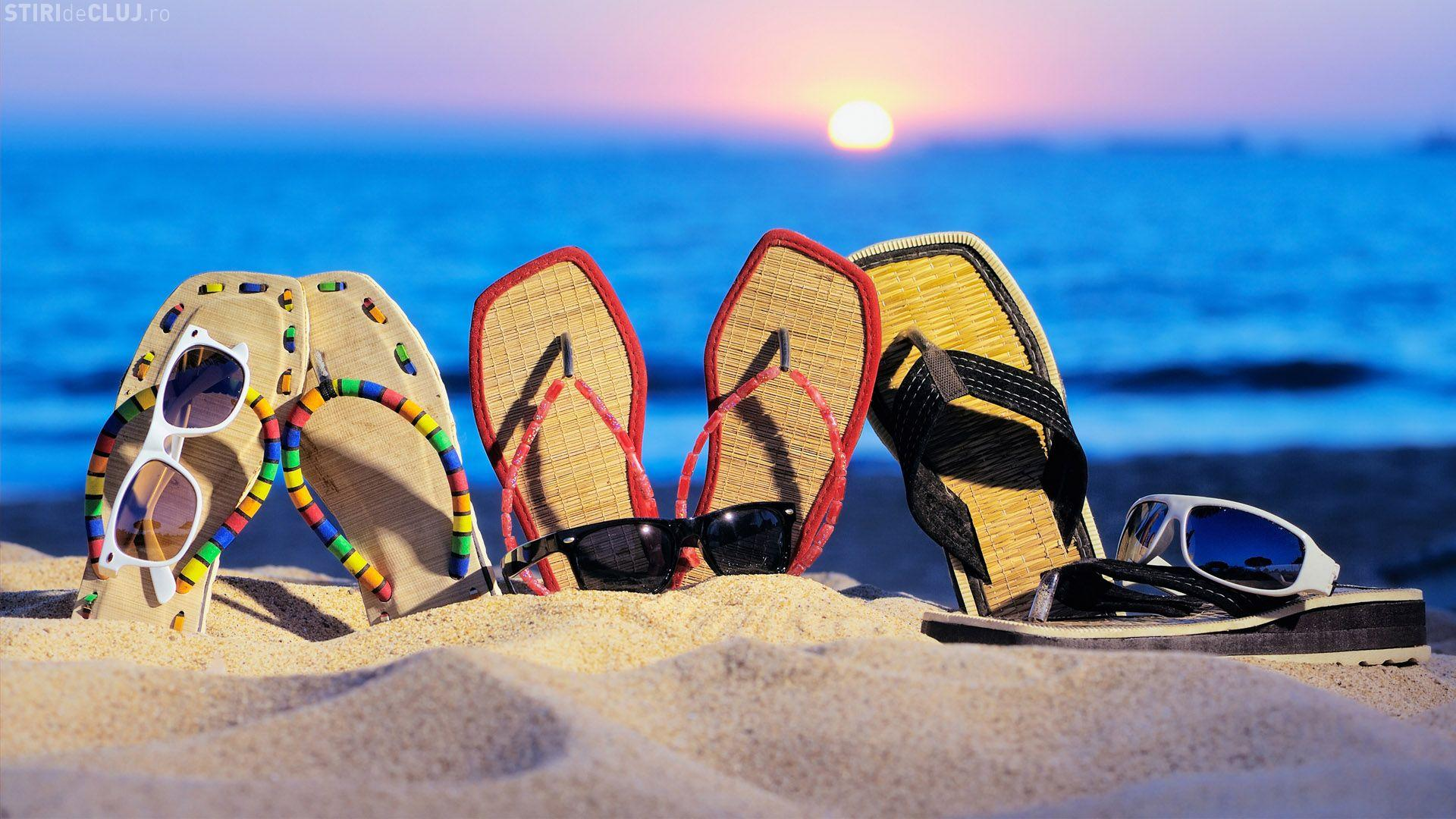 77% dintre români merg în vacanţă la vară - STUDIU