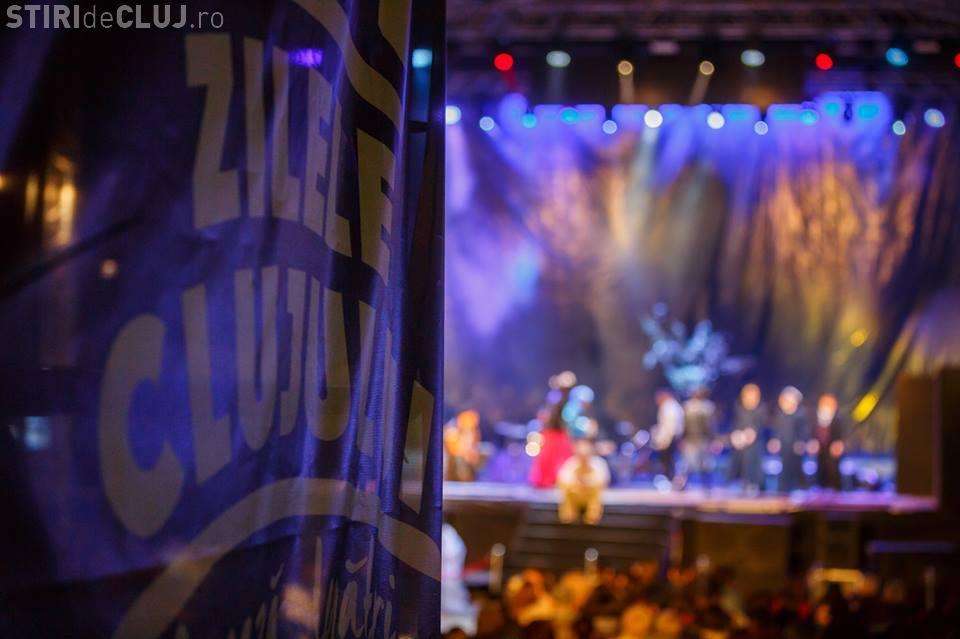 """Festivalul Zilele Clujului 2017 a debutat cu piesa """"Insula"""". Piața Unirii a fost plină - FOTO"""