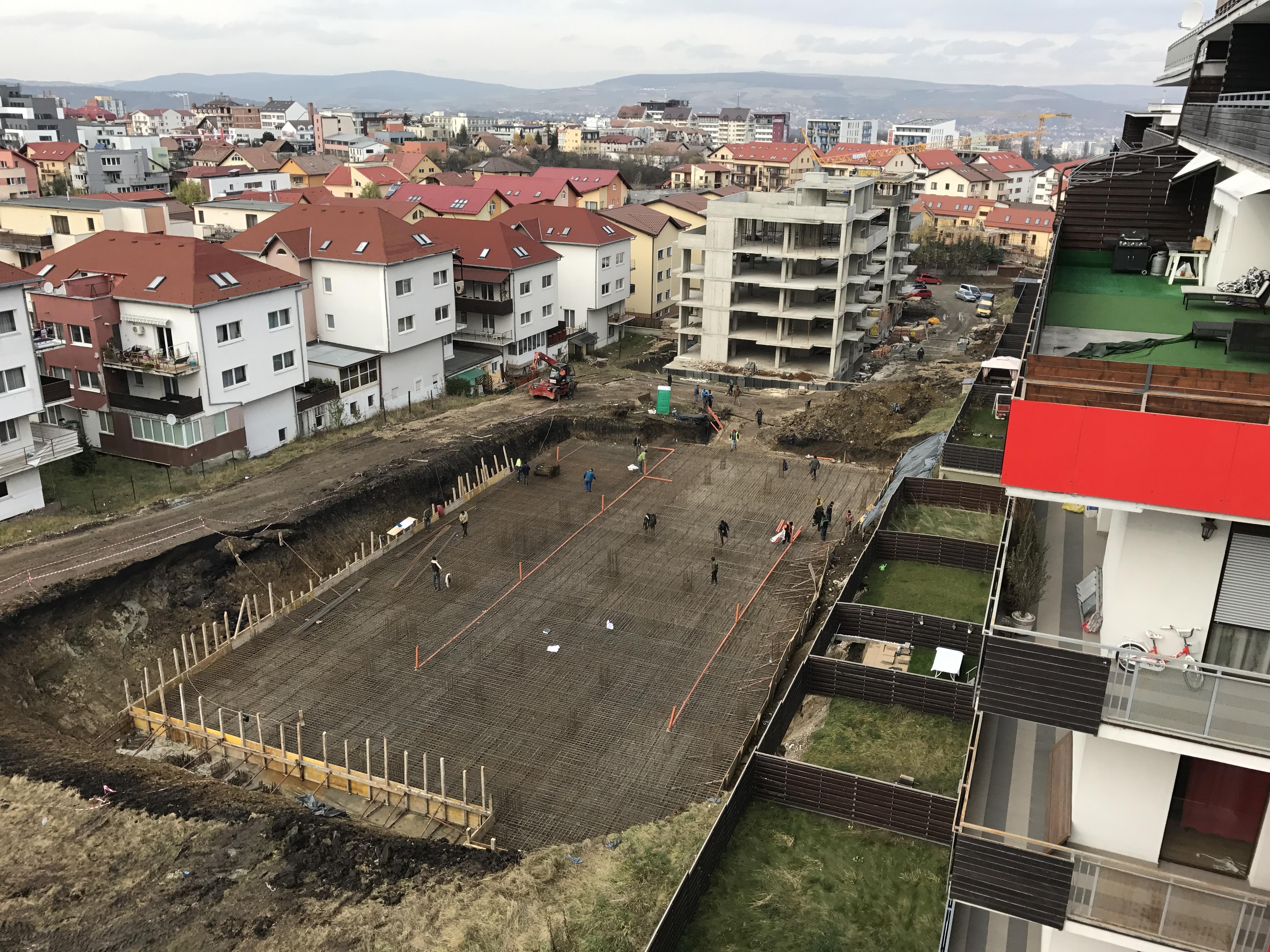 Primăria Cluj-Napoca nu mai dă autorizații de construcție în Bună Ziua