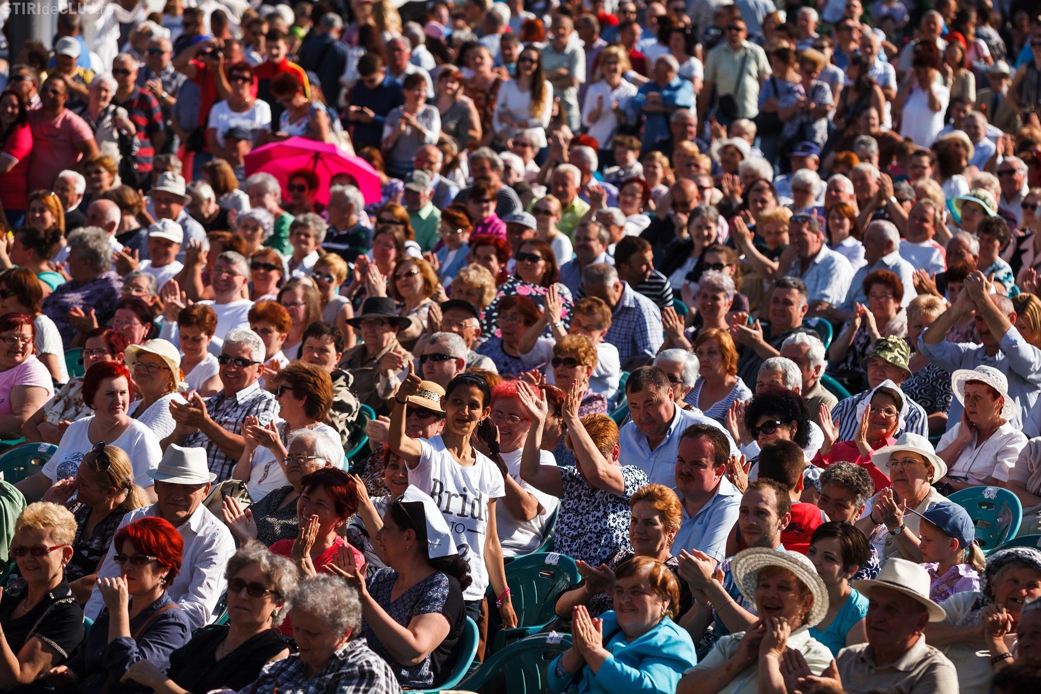 Zilele Clujului 2017: Peste 250.000 de participanți, clujeni și turiști