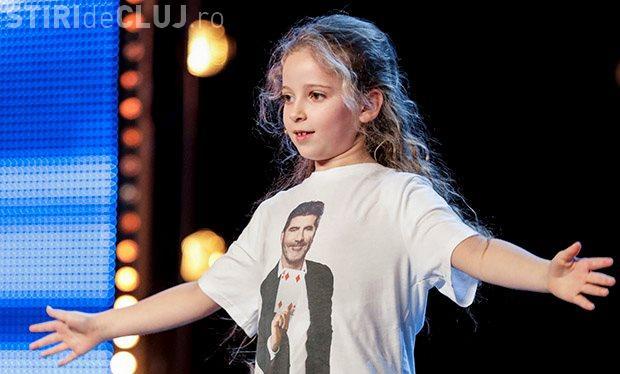 O magiciană de 8 ani a UIMIT la Britain's Got Talent - VIDEO