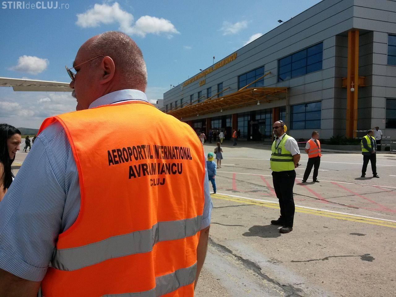 Greva controlorilor aerieni a blocat Aeroportul Cluj / UPDATE: Greva se suspendă