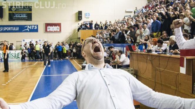 U Banca Transilvania s-a calificat în finala Ligii Naționale de Baschet