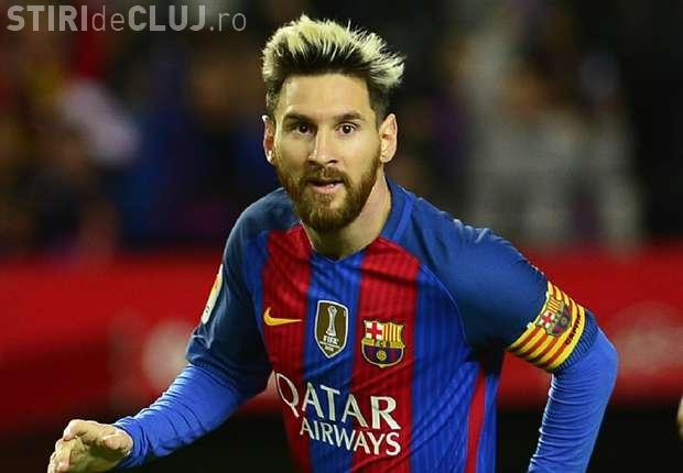 Ministrul Muncii susține că Messi s-ar umple de bani dacă ar avea un copil în România
