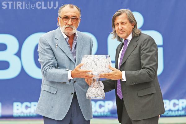 Ce spune Ţiriac despre scandalul iscat de Năstase la turneul de la Madrid: Chiar suntem tâmpiţii satului?
