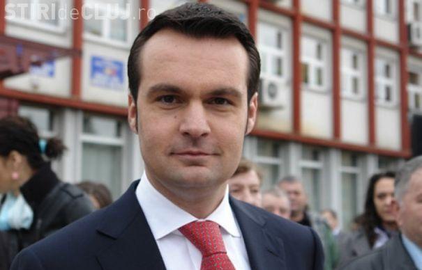 Cătălin Cherecheş revine în funcția de primar la Baia Mare. Curtea de Apel Cluj a ridicat controlul judiciar