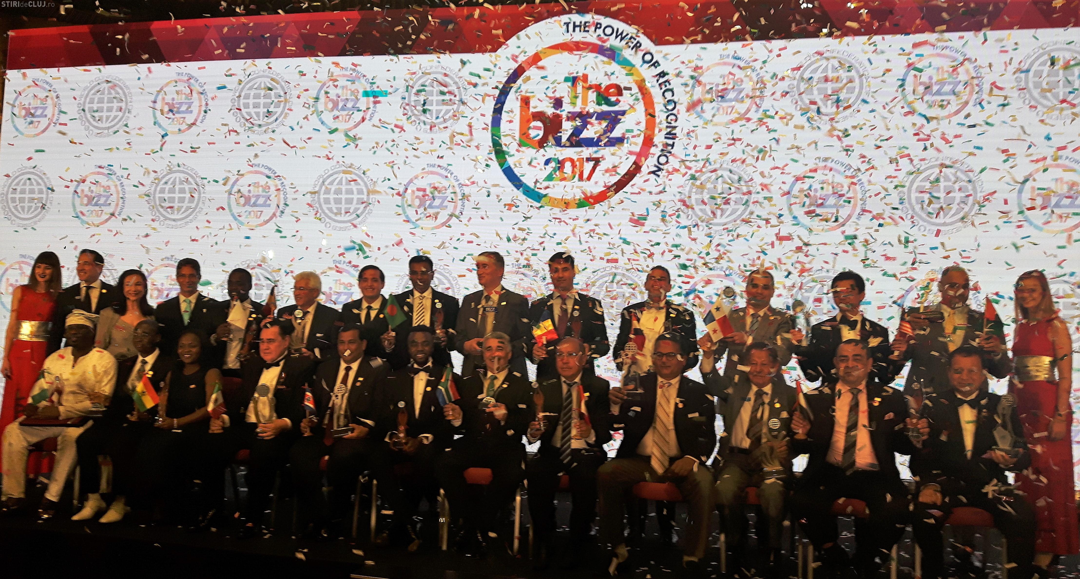 Compania românească CORAL IMPEX, premiată cu THE BIZZ 2017 pentru excelența în afaceri (P)