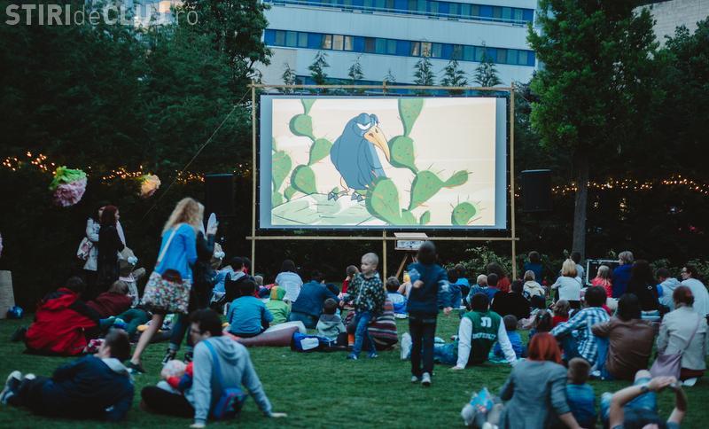Jocuri, teatru de păpuși și proiecții de animații, pe 1 iunie, la Kiddy Festival, în Iulius Parc