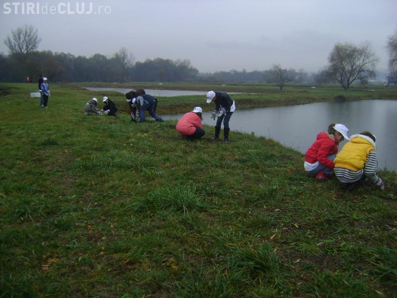 Boc: Putem avea un parc de 100 de hectare între Florești și Cluj-Napoca. E ambiția mea