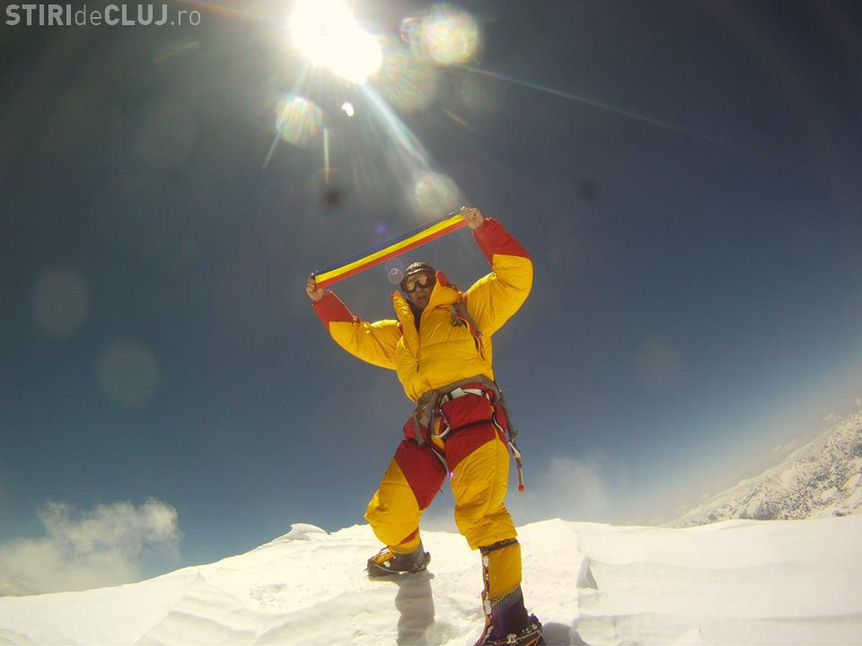 Alpinistul Horia Colibășanu a cucerit Everestul! A urcat fără oxigen și fără șerpași