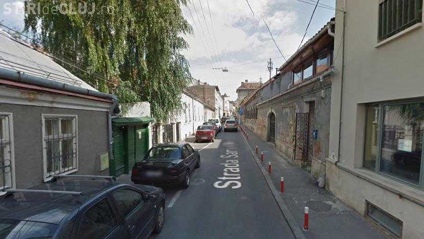 Se închide strada Samuel Micu