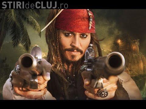 "Hackerii au furat noul film din seria ""Piraţii din Caraibe"""