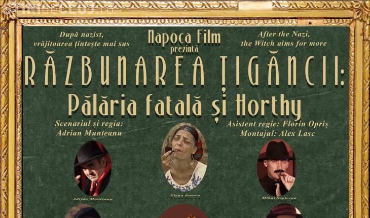 """Partea a doua a filmului """"Răzbunarea țigăncii"""" are premiera vineri, 12 mai"""