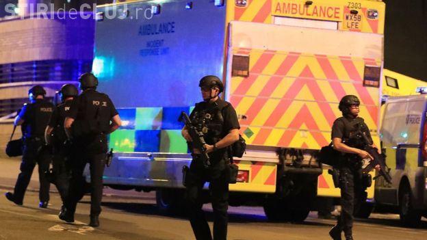 Explozie la un concert în Manchester. 19 morți și peste 50 de răniți