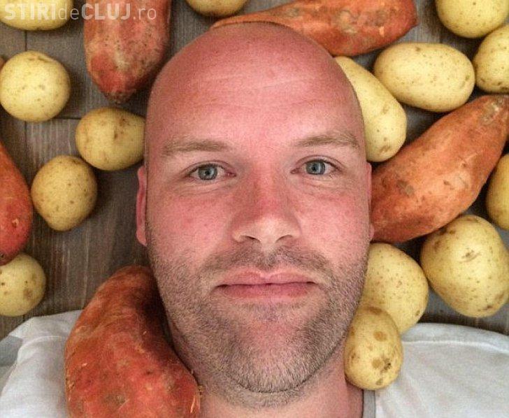 A mâncat exclusiv cartofi timp de 100 de zile. Ce a observat a fost interesant