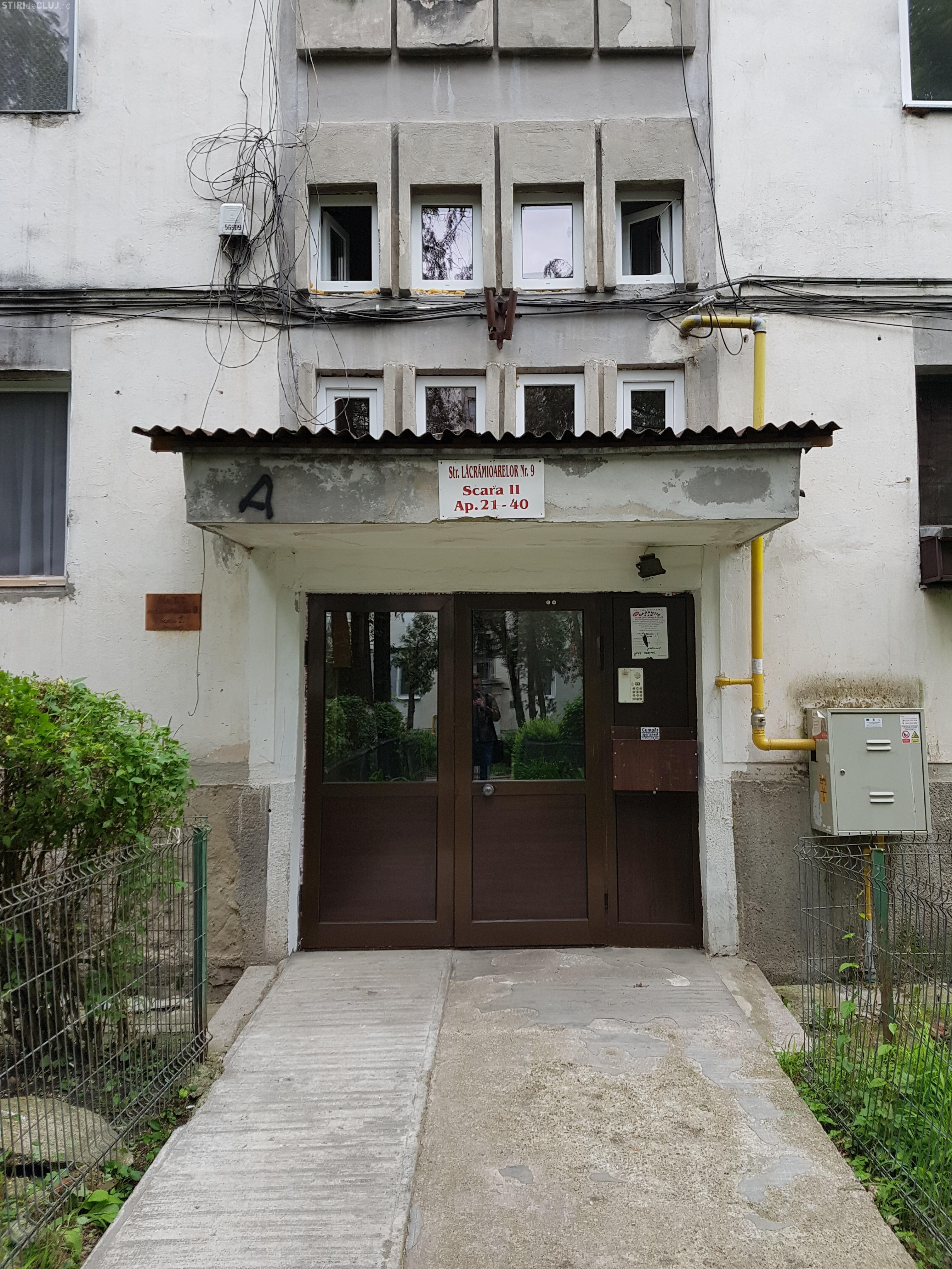 Un apartament al Primăriei Cluj-Napoca stă gol de 11 luni - FOTO