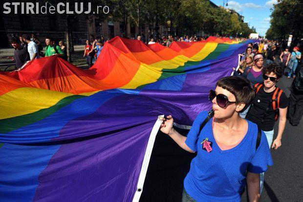 Cluj-Napoca: La ce oră începe marșul gay și câți oameni vor participa