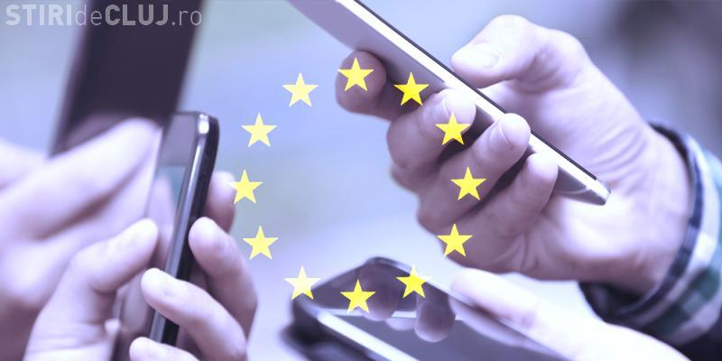 De la 15 iunie 2017 - roaming la tarife naționale în Uniunea Europeană