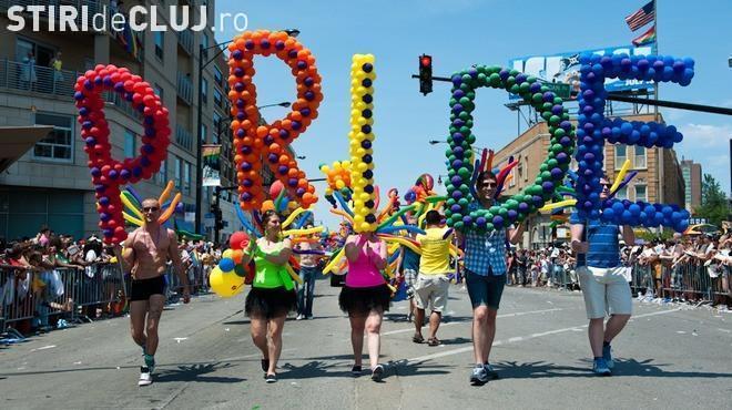 Marșul Gay de la Cluj va avea loc tot în 1 iulie