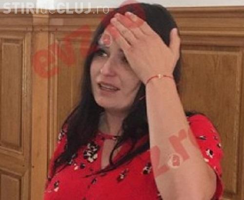 O mamă a ERUPT la Tribunalul Cluj, acuzând DNA: Am rămas fără lapte după ce am fost audiată și amenințată ore în șir