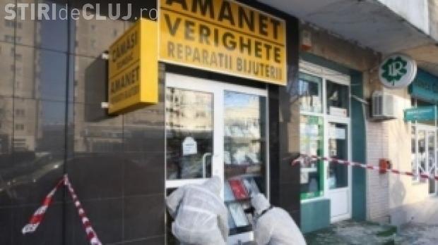 Lovitură ca în filme, în România! Cum a înscenat o femeie un jaf la amanet, pentru a-și acoperi afacerile murdare
