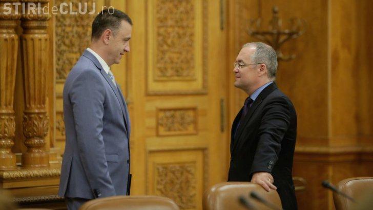 Emil Boc a fost audiat de comisia de anchetă a alegerilor din 2009. Boc a fost tranșant