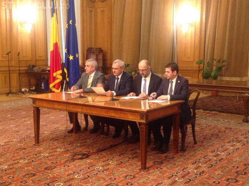 Pentru a avea de partea sa UDMR, Dragnea a promis trecerea unui proiect VITAL în Parlament