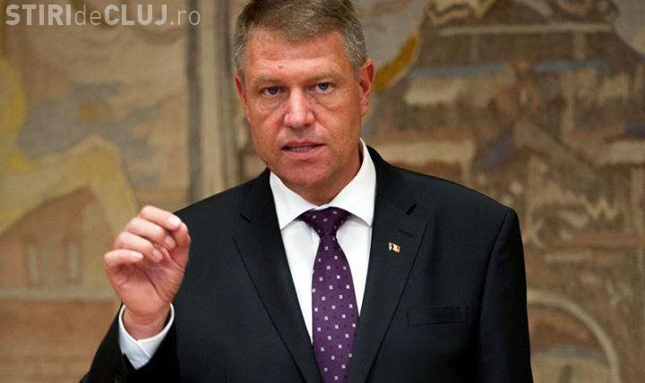Klaus Iohannis, către PSD și UDMR: Autonomia nu se negociază pe criterii etnice