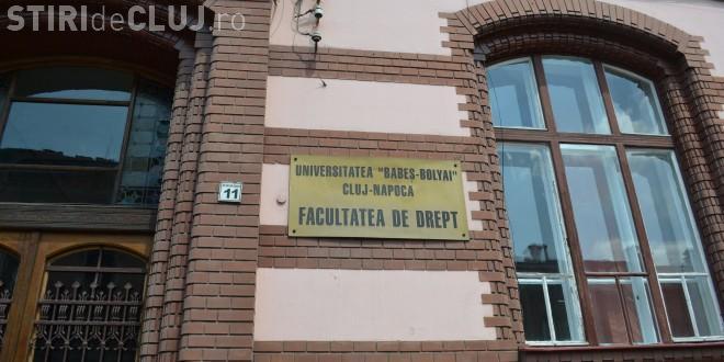 Facultatea de Drept din Cluj. Admitere 2017. Când au loc examenele și înscrierile